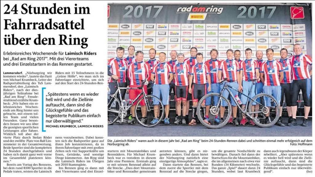Eifeler Nachrichten 07.08.2017