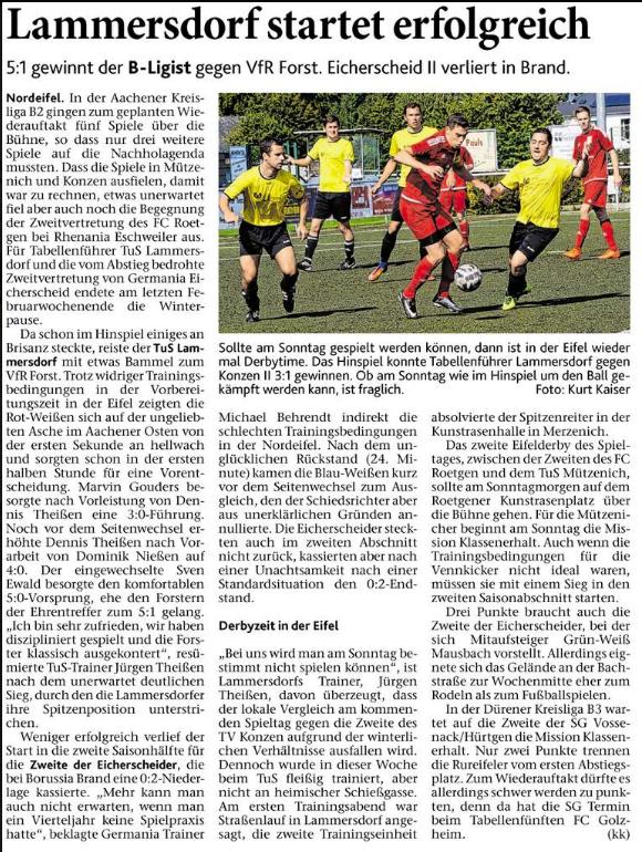 Eifeler Zeitung 3.3.2018