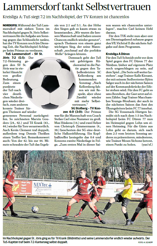 Eifeler Zeitung, 11.05.2019