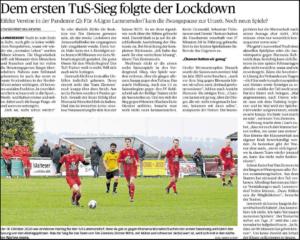 Eifeler Zeitung vom 25.02.2021